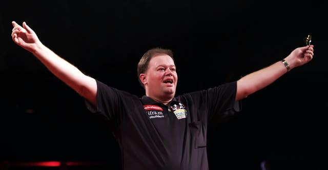 Victory over Phil Taylor in the PDC World Championship meant so much to Raymond Van Barneveld