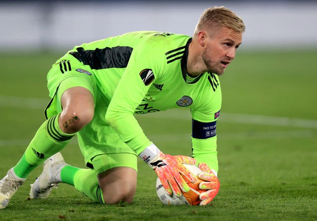Kasper Schmeichel expressed his hope he could play in at least one of Denmark's three fixtures this month
