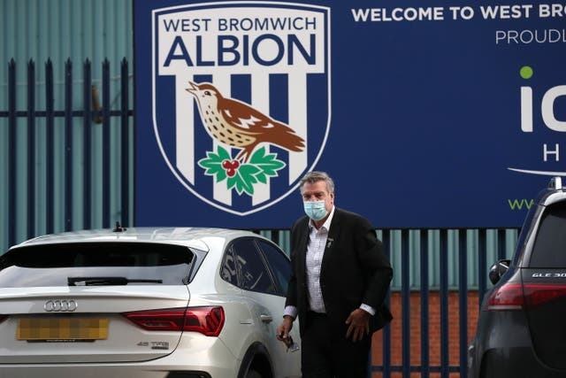 Newly appointed West Brom manager Sam Allardyce