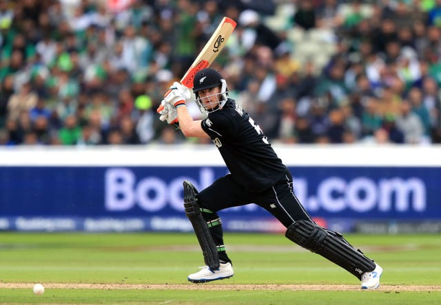 Jimmy Neesham made a career-best 97 in a losing effort for New Zealand