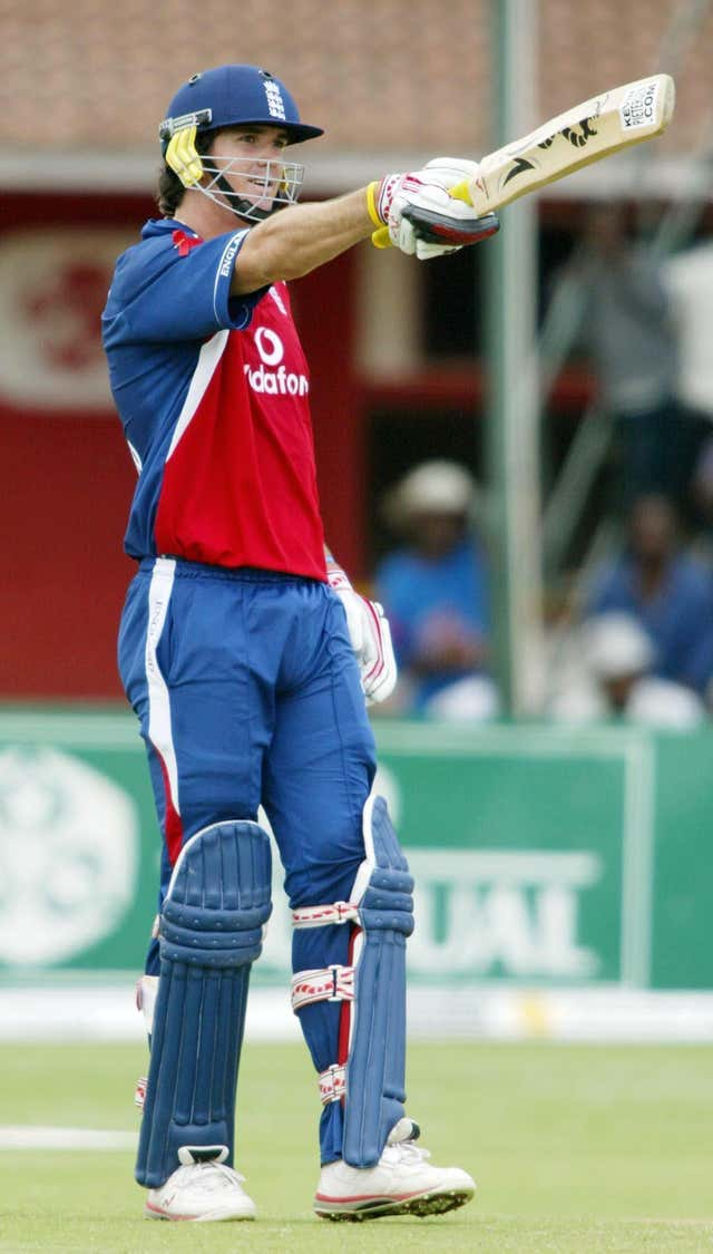 Pietersen made an immediate impact on the international stage, scoring a century on his second appearance for England, an ODI against Zimbabwe in Harare in 2004