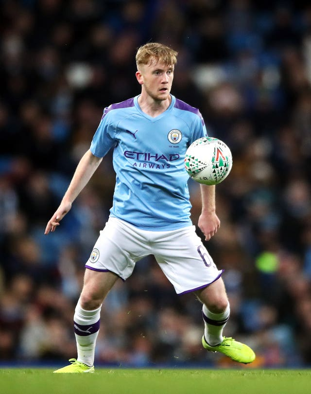 Tommy Doyle got his chance to impress in the Carabao Cup
