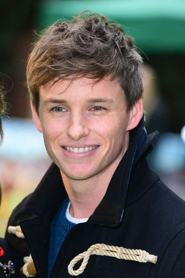 Eddie Redmayne comments