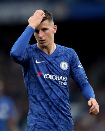 Frank Lampard has given Mason Mount his chance at Chelsea this season