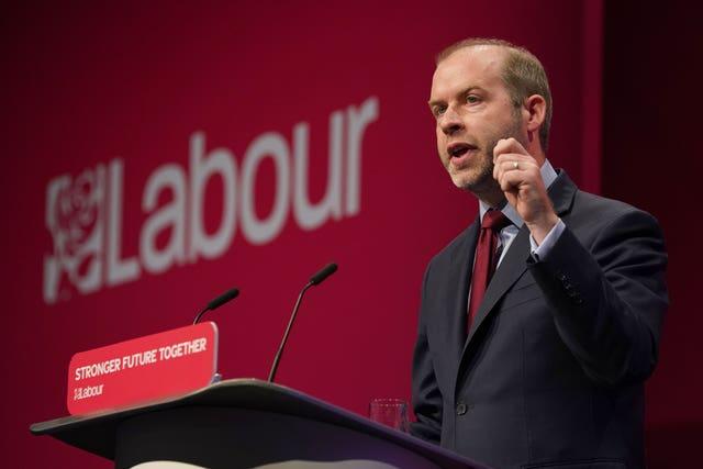 Shadow work and pensions secretary Jonathan Reynolds