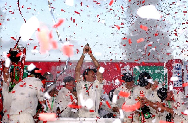 England's Ashes victory in 2005 generated a large fanbase to the game