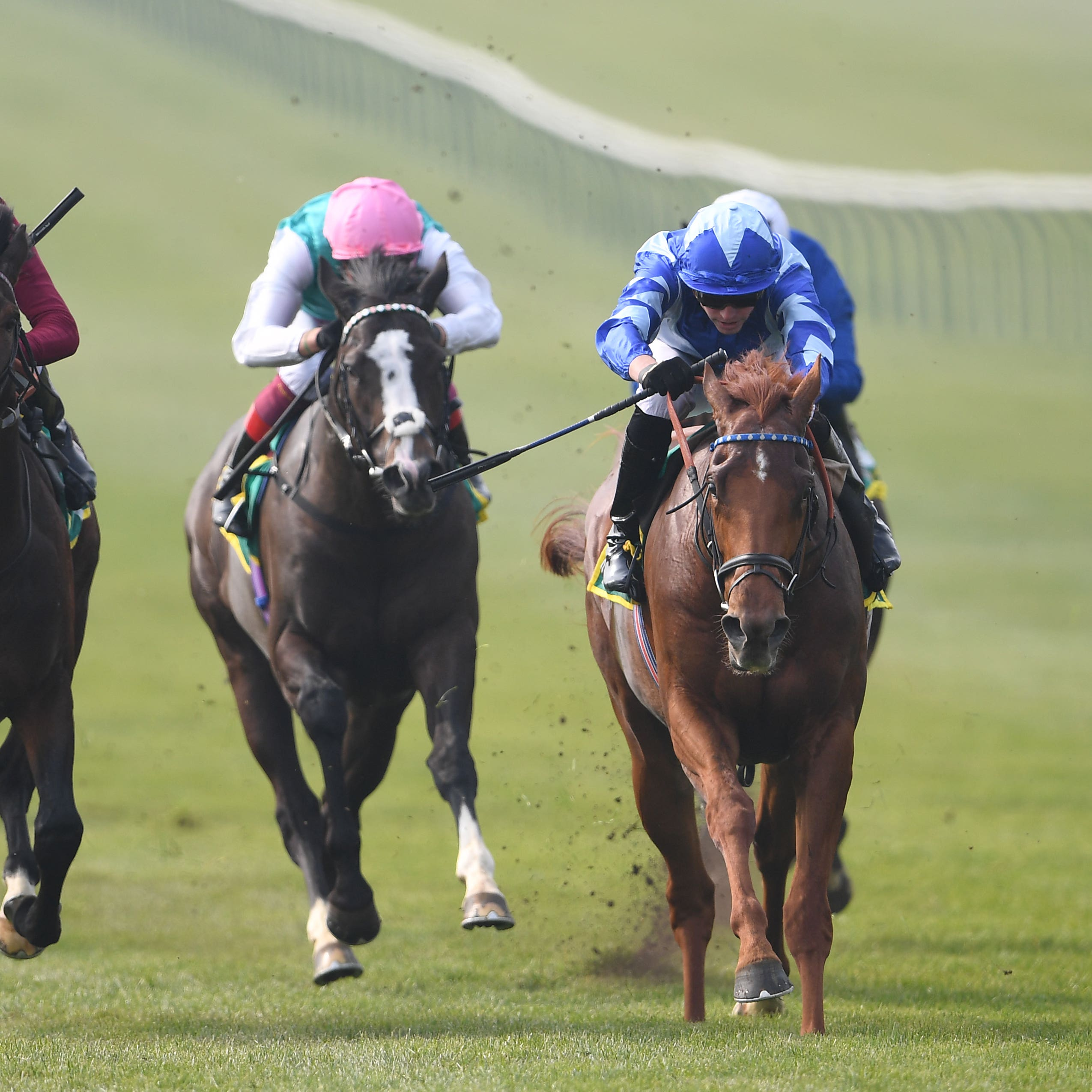 Skardu made waves in the Guineas market in winning the Craven Stakes