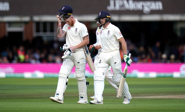 England duo Ben Stokes and Jos Buttler