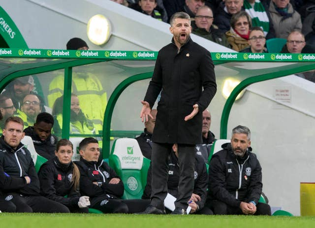 Stephen Robinson is among the contenders for manager of the year