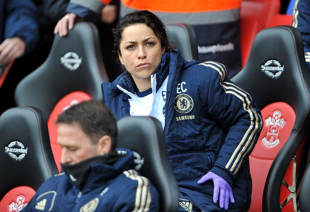 Former Chelsea doctor Eva Carneiro has express concerns about football's restart