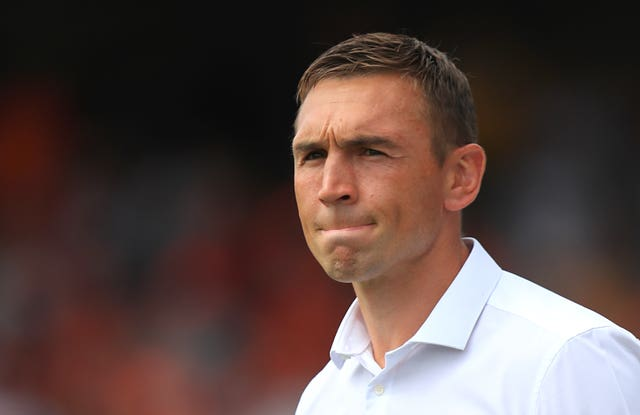 Kevin Sinfield has stepped down as head of the England Performance Unit