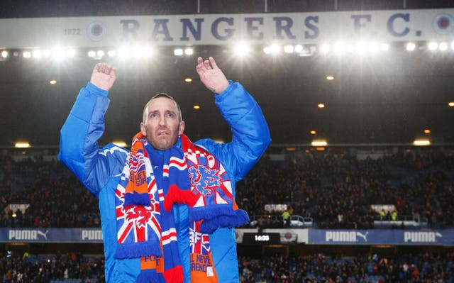 Fernando Ricksen died on Wednesday