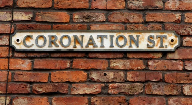 The Duchess of Cornwall visits Coronation Street – Manchester