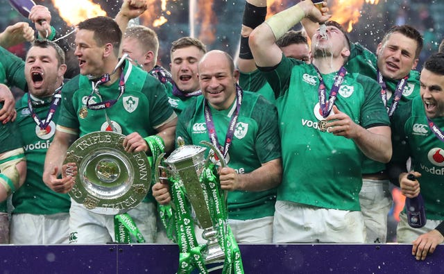 Will Ireland be crowned Six Nations champions again on Saturday?