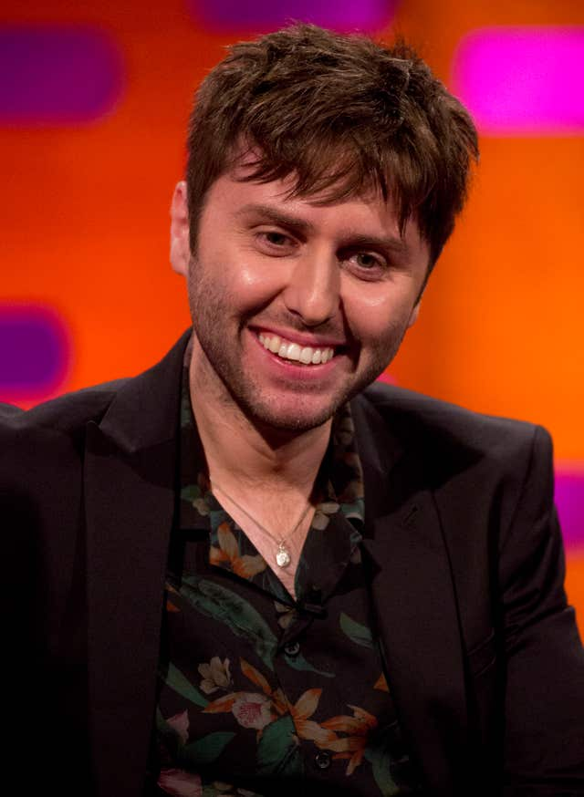Comedy Zapped, starring James Buckley, will return to our screens later this year, TV channel Dave has announced (Isabel Infantes/PA)