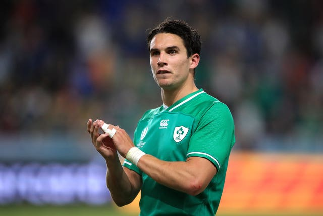 Joey Carbery has not played for Ireland since the 2019 World Cup