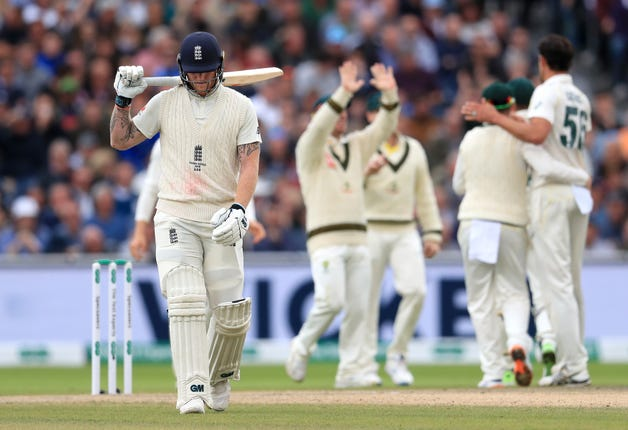 England v Australia – Fourth Test – Day Four – 2019 Ashes Series – Emirates Old Trafford