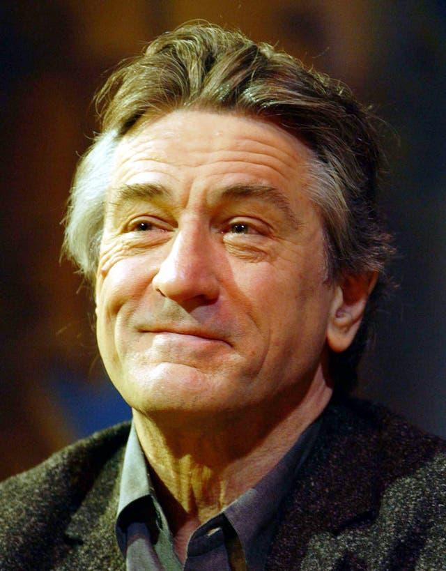 Robert De Niro won an Oscar