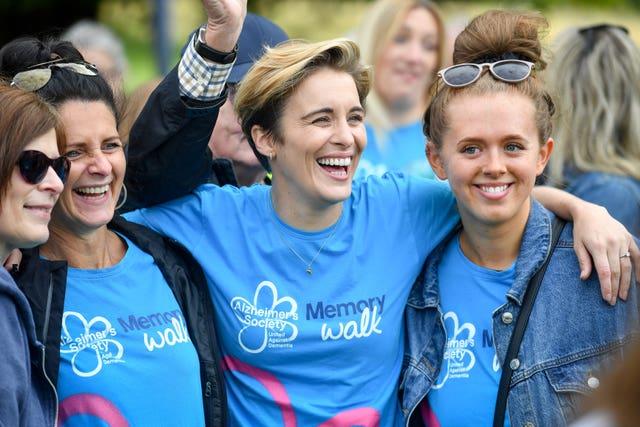 Alzheimer's Society's Nottingham Memory Walk