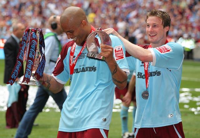 Soccer - Coca-Cola Football League Championship - Play Off - Final - Burnley v Sheffield United - Wembley Stadium