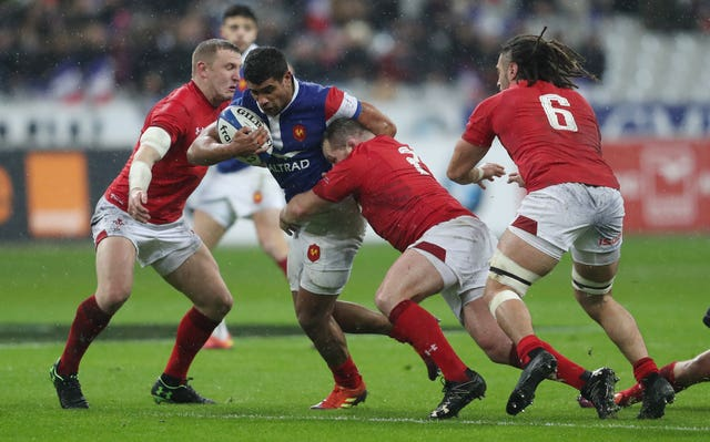 Wales ground out a narrow win in Paris