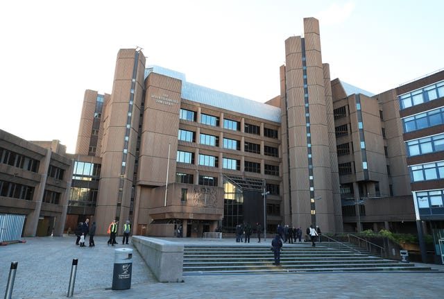 Liverpool Crown Court where a juror has been discharged in the trial of Barry Bennell (Peter Byrne/PA)