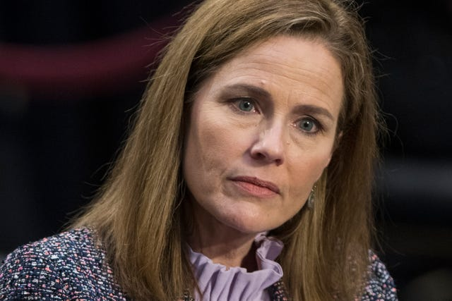 Amy Coney Barrett (Rod Lamkey/AP)