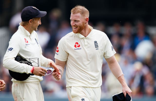 England captain Joe Root (left) has a decision to make over the fitness of Ben Stokes (right).