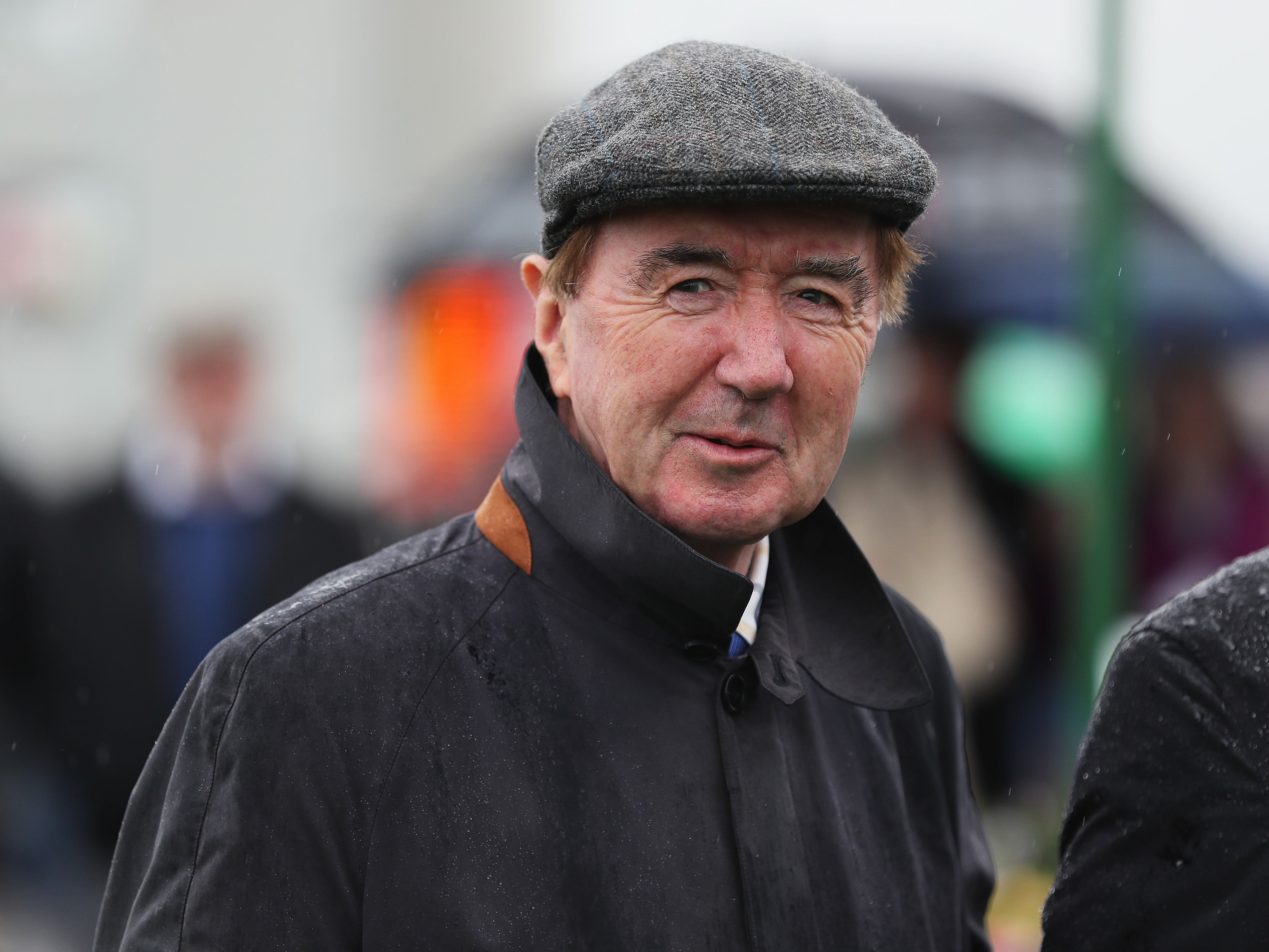 Dermot Weld's Imaging won the Gladness Stakes at Naas (Brian Lawless/PA)