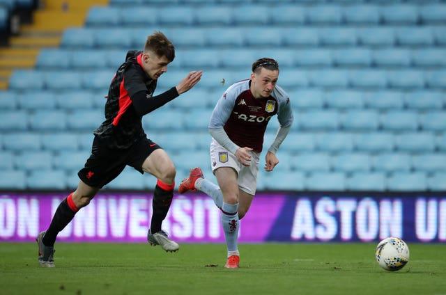 Aston Villa v Liverpool – FA Youth Cup – Final – Villa Park