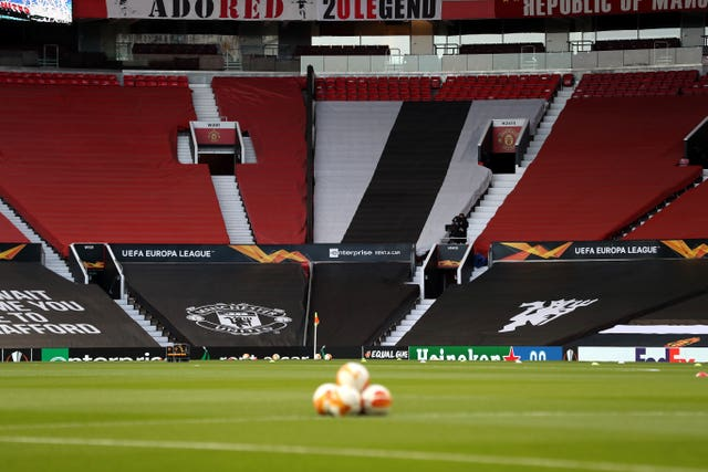 There will be change at Old Trafford
