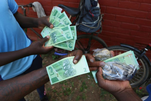 Zimbabwe New Money