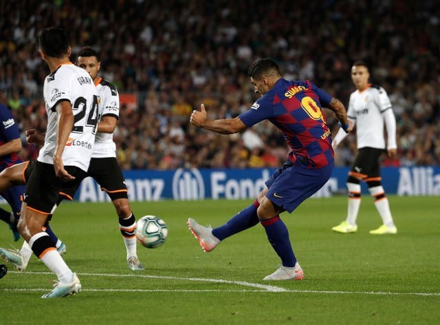 Barcelona thrashed Valencia last time out at the Nou Camp but have yet to win away this season