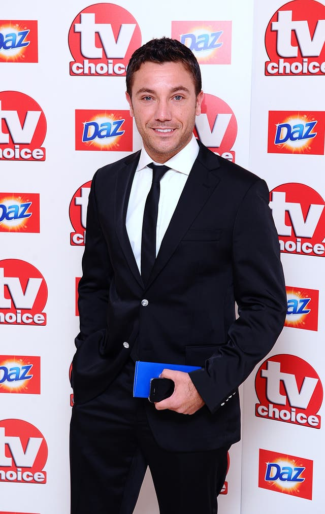 TV Choice Awards – Arrivals – London