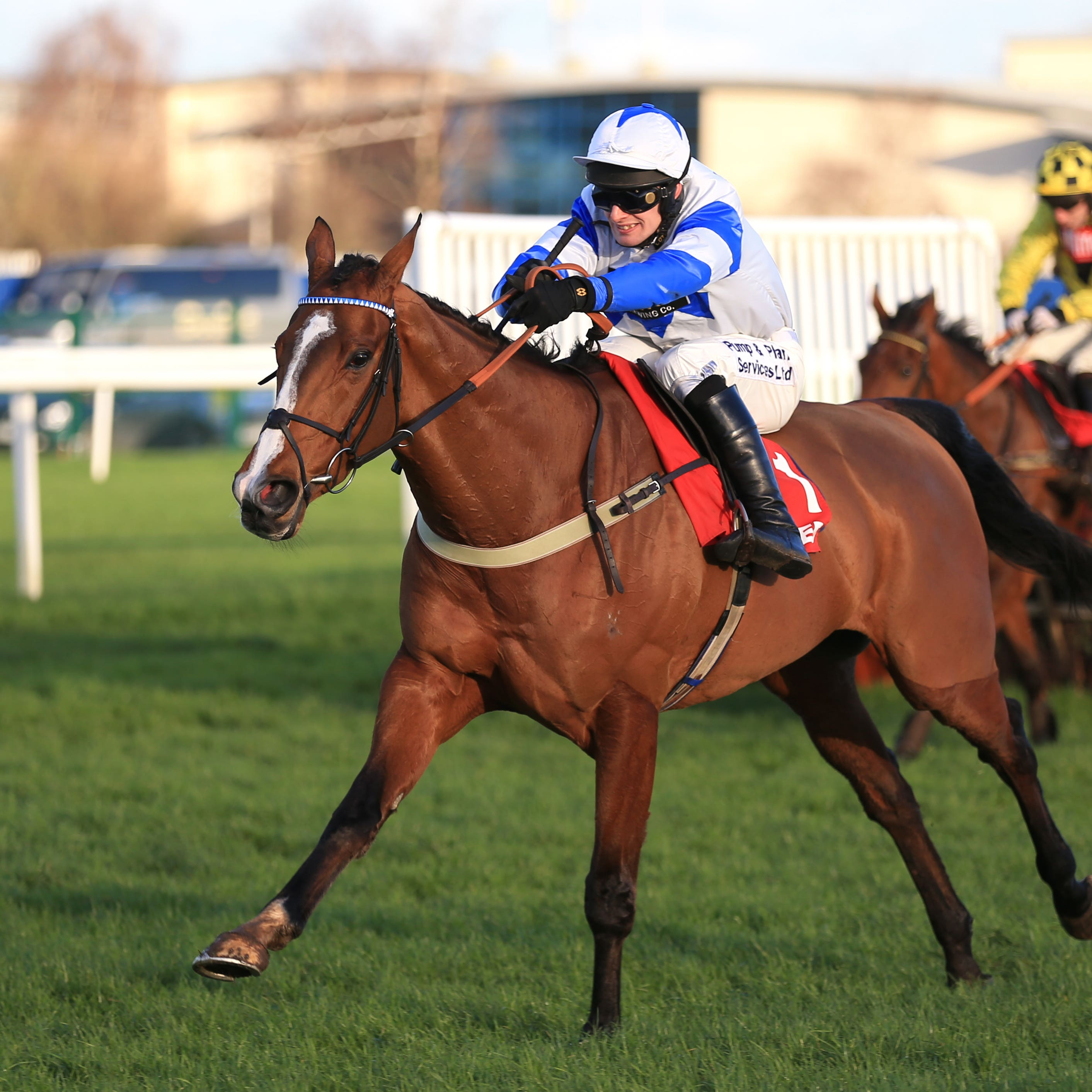 Barters Hill struck Grade One gold in the Challow Hurdle