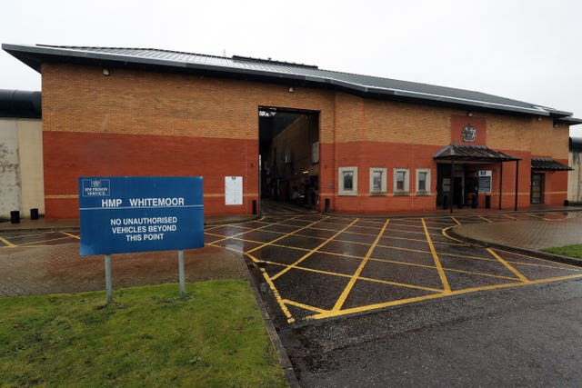 HMP Whitemoor in Cambridgeshire