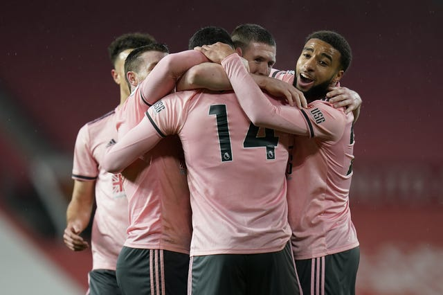 Sheffield United claimed a surprise win over Manchester United in midweek