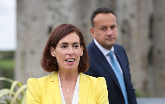 Fine Gael party 'Think in' event