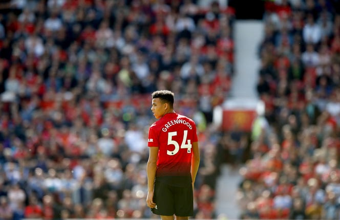 There are high hopes for Mason Greenwood