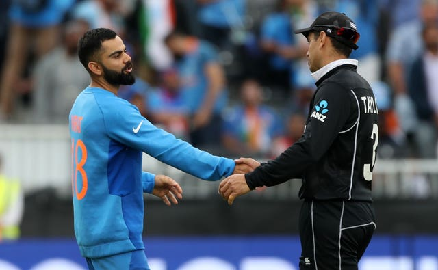 New Zealand shocked India to book their place in the final