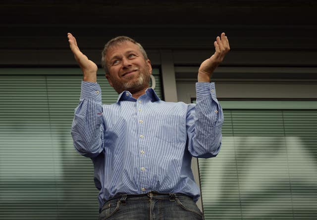 Chelsea's owner Roman Abramovich demanded success for the millions he spent
