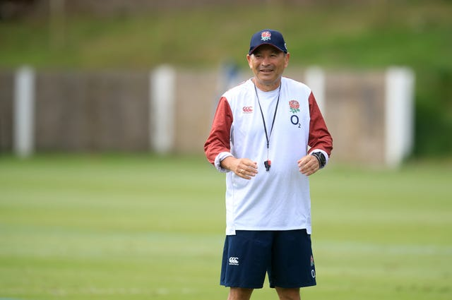 Eddie Jones could make late changes to his squad