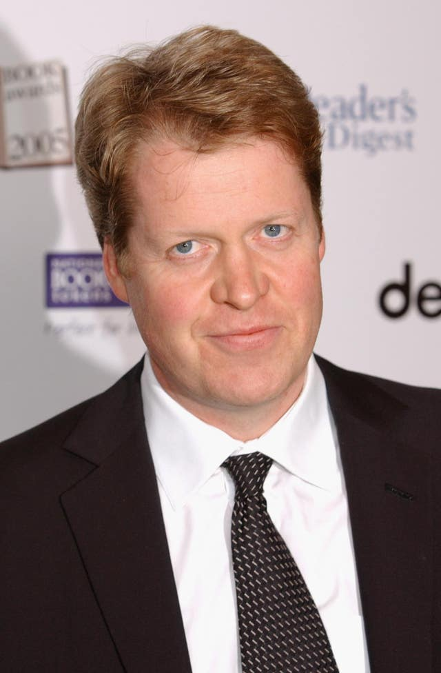 Earl Spencer is the youngest of Diana's siblings (Yui Mok/PA)