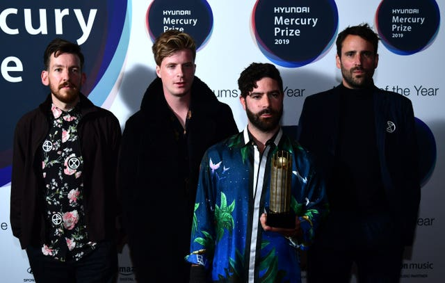 Hyundai Mercury Prize 2019 – London