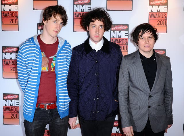 NME Awards 2011 – Arrivals – London