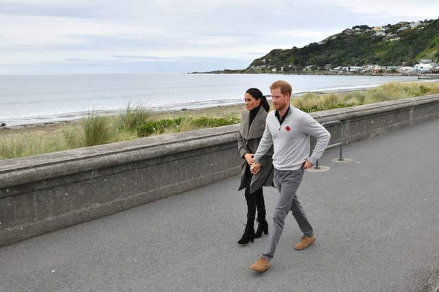 Royal tour of New Zealand – Day Two