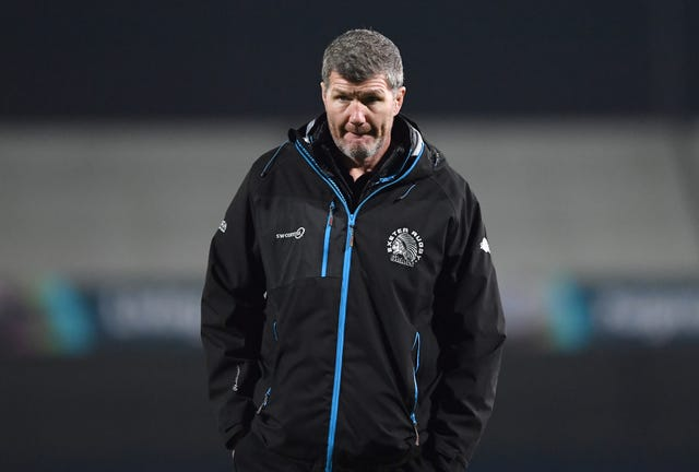 Exeter director of rugby Rob Baxter believes the sport already has extremely strong concussion protocols