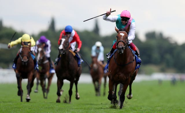 Enable takes the Yorkshire Oaks by an emphatic five lengths
