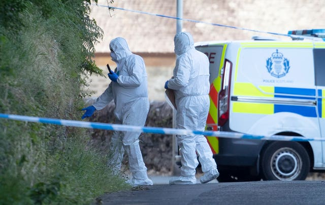 Body found on the Isle of Bute