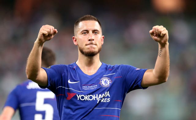 Lampard believes Chelsea's young players can make up for the loss of Eden Hazard